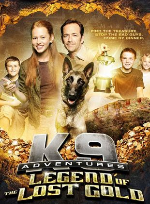 K-9 Adventures : Legend of the Lost Gold