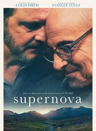 Основной постер фильма Супернова