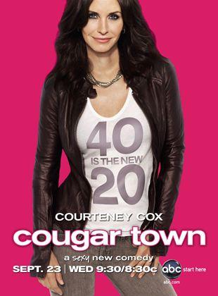 Cougar Town - 40 ist das neue 20