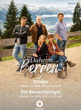 Daheim in den Bergen: Die Bienenkönigin