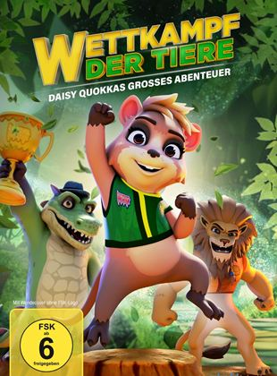 Wettkampf der Tiere – Daisy Quokkas großes Abenteuer