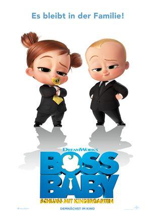 Boss Baby - Schluss mit Kindergarten