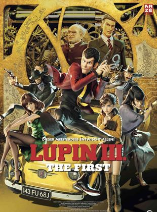 Lupin III.: The First