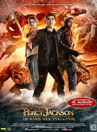 Percy Jackson 2 – Im Bann des Zyklopen