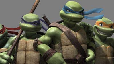 """Die Turtles in Schwierigkeiten und Megan Fox wird gefeuert in neuem Set-Video und neuen Set-Bildern zu """"Teenage Mutant Ninja Turtles"""""""