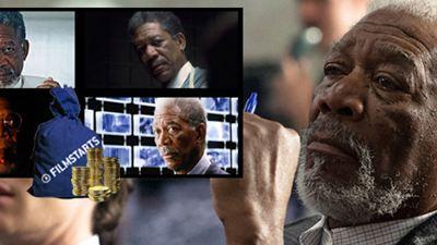 Die 10 erfolgreichsten Filme mit ... Morgan Freeman
