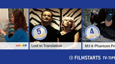 Die FILMSTARTS-TV-Tipps (23. bis 29. Mai 2014)