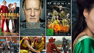 Die FILMSTARTS-DVD-Tipps (1. bis 7. Juni 2014)