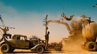 """Online-Filmkritiker küren """"Mad Max: Fury Road"""" zum besten Film des Jahres"""