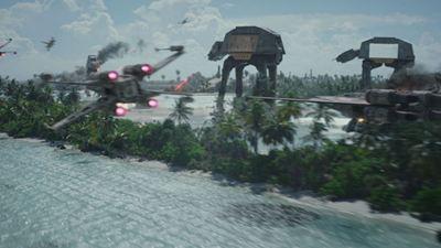 """Wunderschön: Der neue Disneyland-""""Star Wars""""-Themenpark auf Bildern und im Video"""