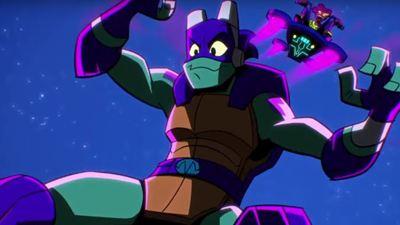 """Teaser und Intro zu """"Rise Of The Teenage Mutant Ninja Turtles"""": Die Turtles mit neuem Look und neuen Waffen"""