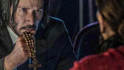 """Kurz vorm Trailer: Im """"John Wick 3""""-Teaser bereitet sich Keanu Reeves aufs letzte Gefecht vor"""