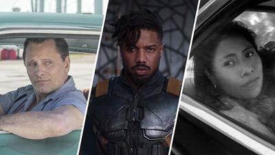 """""""Black Panther"""", """"Roma"""", """"Green Book"""" und Co.: Darum haben wir nun offiziell das spannendste Oscarrennen aller Zeiten"""