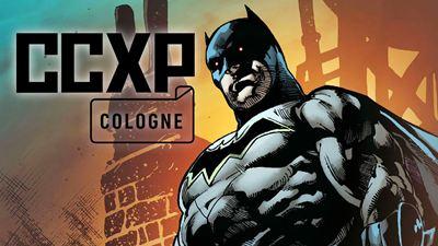 80 Jahre Batman auf der CCXP COLOGNE: Seht, was zwei Comic-Legenden in zehn Minuten live zeichnen