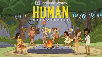 """""""Human Discoveries"""": Der Trailer zur prähistorisch-chaotischen Serie mit Zac Efron und Anna Kendrick"""