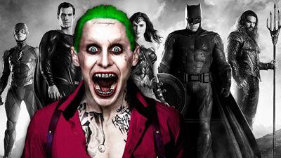 """Neue Bilder zu """"Zack Snyder's Justice League"""": So anders sieht Jared Leto als Joker aus"""