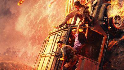 """In 3 Tagen erscheint der """"Jurassic World"""" unter den Vulkan-Thrillern: Trailer zum Katastrophenfilm """"Skyfire"""""""