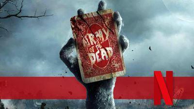 """Zack Snyders Zombie-Actioner: Netflix enthüllt Starttermin, Poster und Trailer-Termin zu """"Army Of The Dead"""""""
