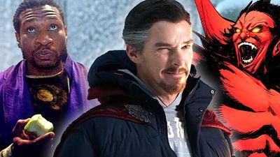 """Die große Frage nach dem """"Spider-Man: No Way Home""""-Trailer: Was zum Teufel ist eigentlich mit Doctor Strange los?"""