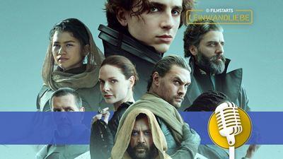 """Wenn ihr 2021 einen Film im Kino schaut, dann diesen: Wir feiern das Meisterwerk """"Dune"""" im Podcast"""