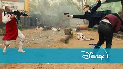 Heute neu auf Disney+: Ein völlig irres Agenten-Action-Spektakel & weitere Highlights