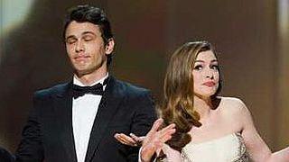 Oscars: Schlechte Quoten und Prügel für Gastgeber
