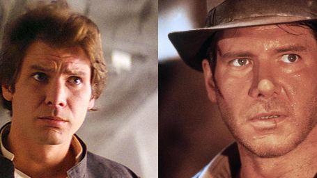 Zwei Ikonen, eine Meinung: Harrison Ford findet Indiana Jones interessanter als Han Solo