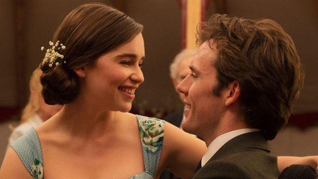 """""""Ein ganzes halbes Jahr"""": Sam Claflin und Emilia Clarke flirten im neuen Trailer zur Bestseller-Verfilmung"""