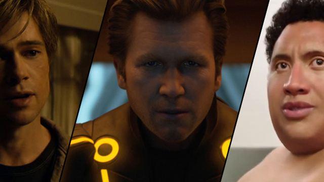 CGI-Gruselkabinett: So wurden diese Schauspieler via Computer-Tricktechnik jünger gemacht