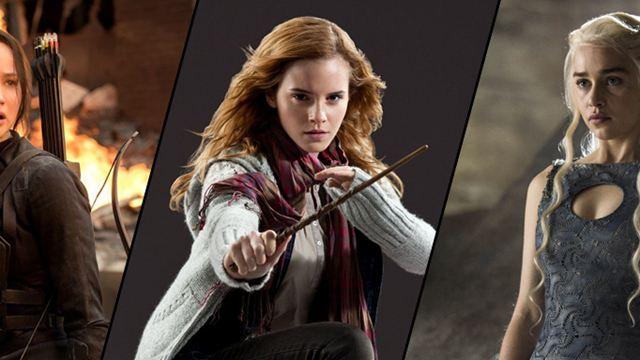 Hollywood hat gewählt: Die 50 besten weiblichen Film- und Serienfiguren aller Zeiten