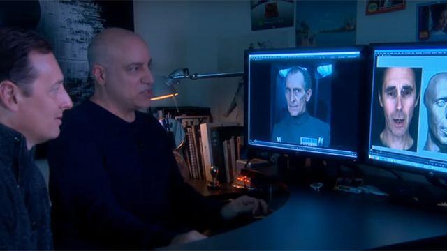"""Rogue One: A Star Wars Story"": Making-of-Video zum umstrittenen CGI-Tarkin"