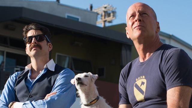 FILMSTARTS-Casting-Überblick: Heute mit Bruce Willis auf der Suche nach seinem Haustier und einem schizophrenen Simon Pegg