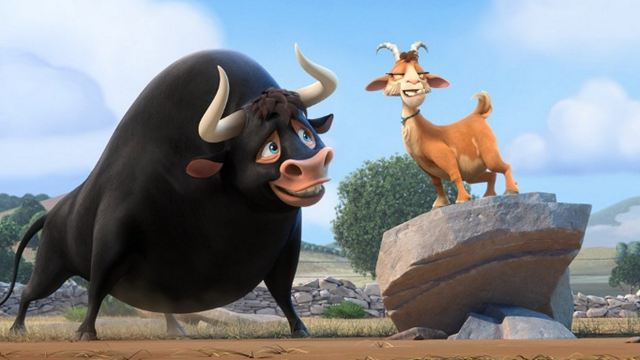"""""""Ferdinand – Geht stierisch ab!"""": Neuer Trailer zum Animationsabenteuer über einen blumenliebenden Bullen"""