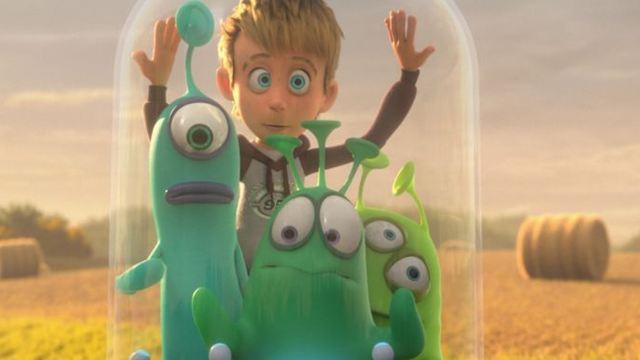"""""""Luis & die Aliens"""": Erster Trailer zum Animationsspaß aus Deutschland"""