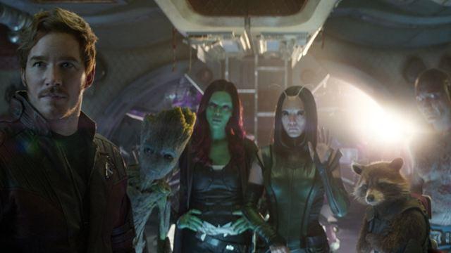 """""""Avengers 3: Infinity War"""": So sorgten Chris Pratt und James Gunn für eine der überraschendsten Szenen"""