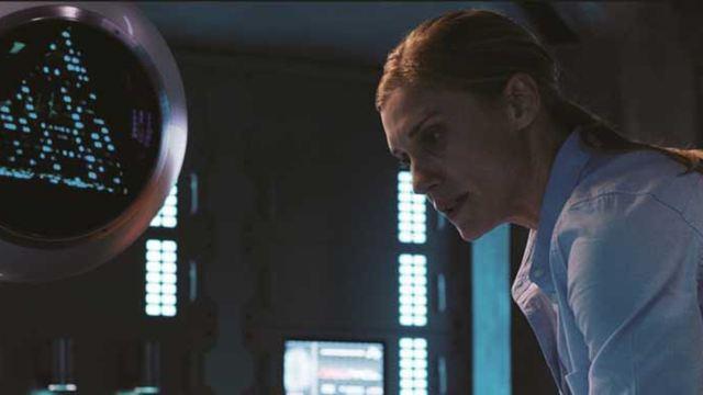 """Katee Sackhoff löst im Sci-Fi-Thriller """"Origin Unknown"""" das Rätsel um die menschliche Existenz im Weltraum"""