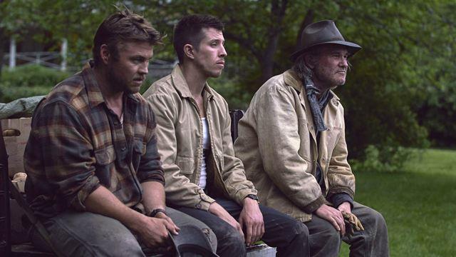 """Im deutschen Trailer zum Thriller """"Crypto"""" mit Kurt Russell macht sich die Mafia die neueste Technik zunutze"""