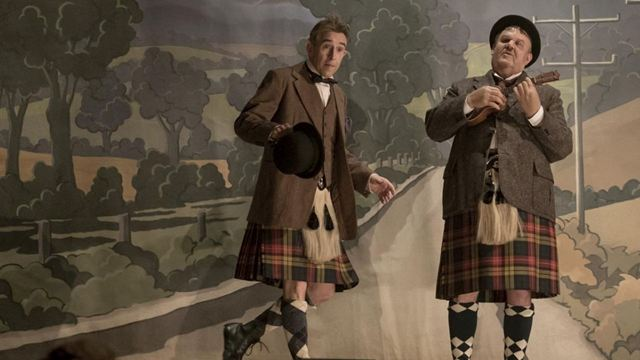 """""""Stan & Ollie"""": Deutscher Trailer zum """"Dick & Doof""""-Biopic mit Steve Coogan und John C. Reilly"""