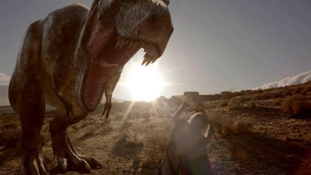 """Ein Planet voller hungriger Dinosaurier: Deutscher Trailer zu """"Jurassic Galaxy"""""""