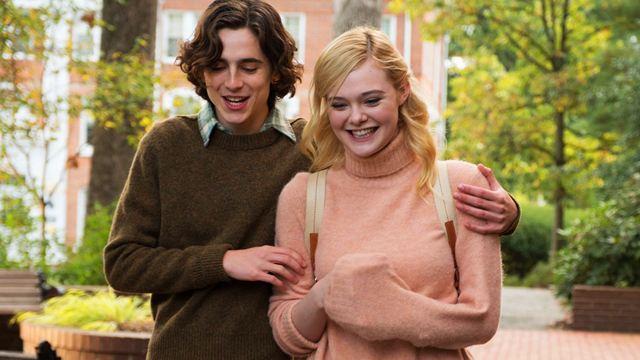 """Kommt doch noch ins Kino: Deutscher Trailer zu Woody Allens """"A Rainy Day In New York"""""""