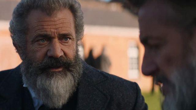 """Deutscher Trailer zu """"The Professor And The Madman"""": Brillanter Mel Gibson und verrückter Sean Penn"""