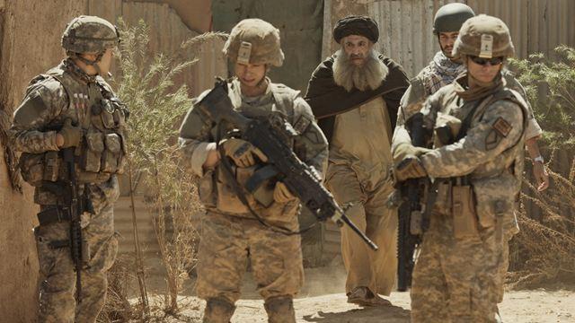 """Brutale Kriegsverbrechen amerikanischer Soldaten: Deutsche Trailerpremiere zu """"The Kill Team"""" mit Alexander Skarsgård"""