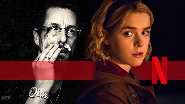"""Neu bei Netflix im Januar 2020: Ein ernster und richtig guter Adam Sandler, """"Titans"""", """"Sabrina"""" und viel, viel mehr"""