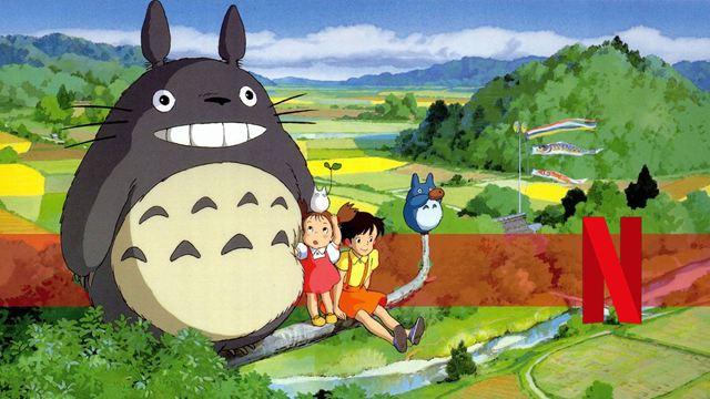 Ghibli-Meisterwerke auf Netflix: Heute gibt es endlich einige der besten Animationsfilme aller Zeiten