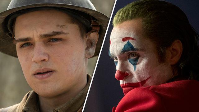 """Vor den Oscars: """"1917"""" räumt bei den BAFTAs ab, doch """"Joker"""" Joaquin Phoenix dominiert die Schlagzeilen"""
