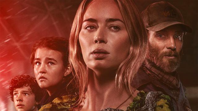 """Statt """"A Quiet Place 2"""" im Kino: Das sind die Alternativen bei Netflix und Co."""
