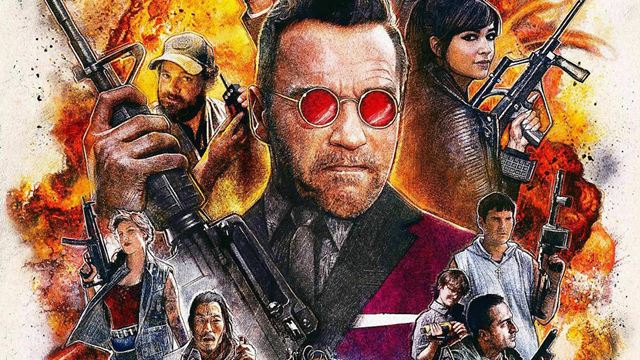 """Nach """"Terminator 6"""": Neuer Actionfilm mit Arnold Schwarzenegger jetzt auf DVD, Blu-ray & als VOD"""