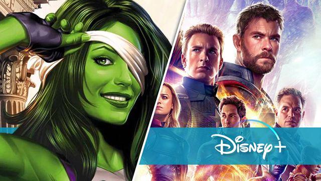 """Die nächste Marvel-Serie nach """"Avengers 4"""": She-Hulk-Darstellerin gefunden [Update]"""