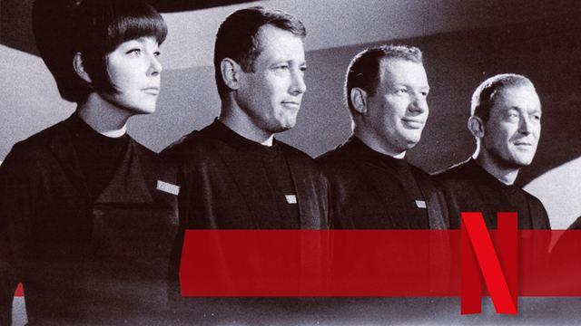 Mega-Sci-Fi-Kult neu auf Netflix: Diese Serie hat Geschichte geschrieben