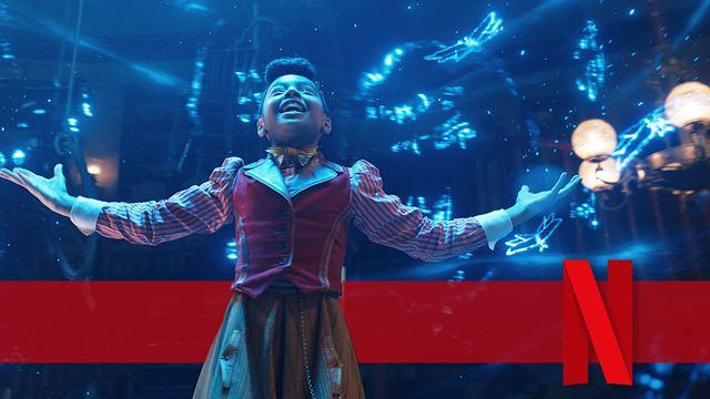 """Jetzt exklusiv auf Netflix: Endlich mal wieder ein richtig schöner Weihnachtsfilm – Disney-Magie trifft """"Greatest Showman"""""""